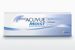 Kontaktlinser Johnson & Johnson 1 DAY ACUVUE MOIST for ASTIGMATISM 1MA-30P-REV