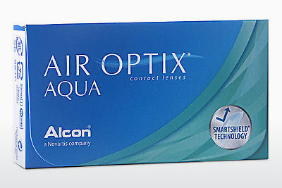 Kontaktlinser Alcon AIR OPTIX AQUA (AIR OPTIX AQUA AOA6)