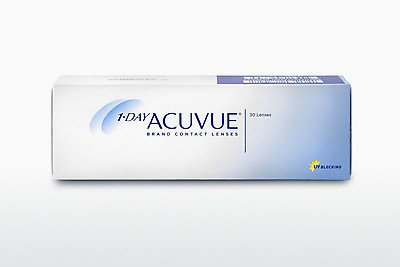 Kontaktlinser Johnson & Johnson 1 DAY ACUVUE 1D2-30P-REV