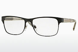 brille Burberry BE1289 1007 - Sort