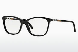 brille Burberry BE2141 3001 - Sort