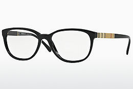 brille Burberry BE2172 3001 - Sort