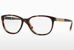 brille Burberry BE2172 3002 - Brun, Havanna