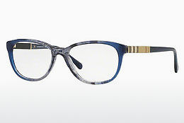 brille Burberry BE2172 3613 - Blå, Brun, Havanna