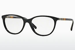 brille Burberry BE2205 3001 - Sort