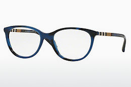 brille Burberry BE2205 3546 - Blå, Brun, Havanna