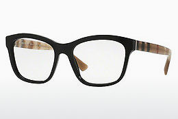 brille Burberry BE2227 3600 - Sort