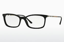 brille Burberry BE2243Q 3001 - Sort