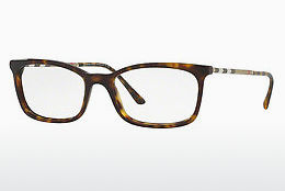 brille Burberry BE2243Q 3002 - Brun, Havanna