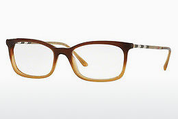 brille Burberry BE2243Q 3369 - Brun