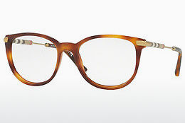 brille Burberry BE2255Q 3316 - Brun, Havanna
