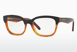 brille Burberry BE2257 3650 - Sort, Oransje