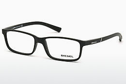 brille Diesel DL5179 002 - Sort, Matt