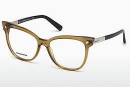 brille Dsquared DQ5214 045 - Brun, Bright, Shiny