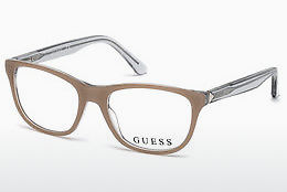 brille Guess GU2585 059 - Horn, Beige, Brown