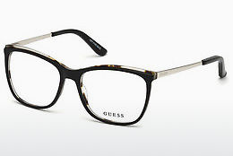 brille Guess GU2641 001 - Sort, Shiny