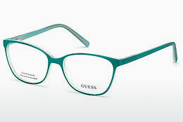 brille Guess GU3008 095 - Grønn, Bright