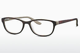 brille Marc O Polo MP 501008 60 - Brun