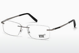 brille Mont Blanc MB0670 014 - Grå, Shiny, Bright