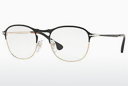 brille Persol PO7007V 1070 - Sort, Gull