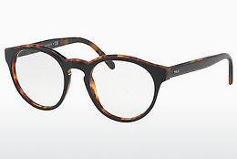 brille Polo PH2175 5260 - Sort, Brun, Havanna