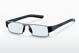 brille Porsche Design P8802 A D2.00 - Grå, Sort