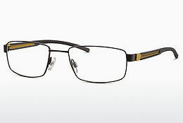 brille TITANflex EBC 850088 10 - Sort