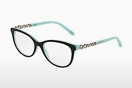 brille Tiffany TF2120B 8055 - Sort, Blå