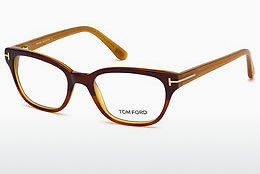 brille Tom Ford FT5207 047 - Brun, Bright