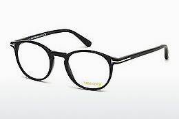 brille Tom Ford FT5294 001 - Sort, Shiny