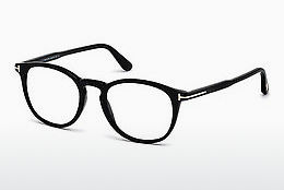 brille Tom Ford FT5401 001 - Sort, Shiny