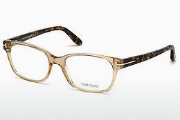 brille Tom Ford FT5406 045 - Brun, Bright, Shiny