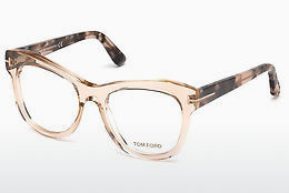 brille Tom Ford FT5463 045 - Brun, Bright, Shiny