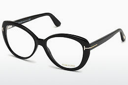 brille Tom Ford FT5492 001 - Sort, Shiny