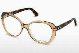 brille Tom Ford FT5492 045 - Brun, Bright, Shiny