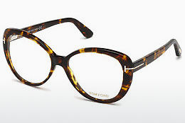 brille Tom Ford FT5492 052 - Brun, Dark, Havana