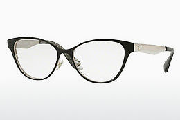 brille Versace VE1245 1343 - Sort, Sølv