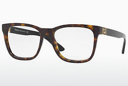 brille Versace VE3243 108 - Brun, Havanna