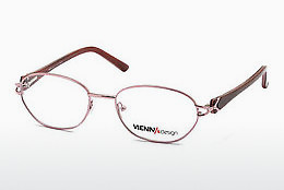 brille Vienna Design UN317 01 - Rosa, Rose