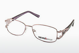 brille Vienna Design UN442 01 - Rosa, Rose