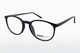brille Vienna Design UN594 07 - Sort