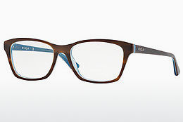 brille Vogue VO2714 2014 - Blå, Brun, Havanna