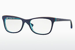 brille Vogue VO2763 2278 - Sort, Blå