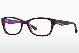 brille Vogue VO2814 2019 - Purpur, Brun, Havanna