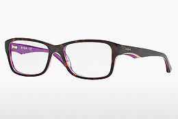 brille Vogue VO2883 2019 - Purpur, Brun, Havanna