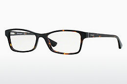 brille Vogue VO2886 W656 - Brun, Havanna