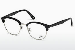 brille Web Eyewear WE5225 014 - Grå, Shiny, Bright