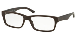 Prada PR 16MV TV61O1 MATTE BRUSHED BROWN