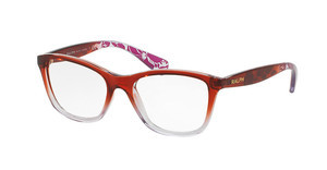 Ralph RA7073 1513 RED GRADIENT TRASPARENT