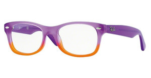 Ray-Ban Junior RY1528 3596 VIOLET GRADIENT ORANGE